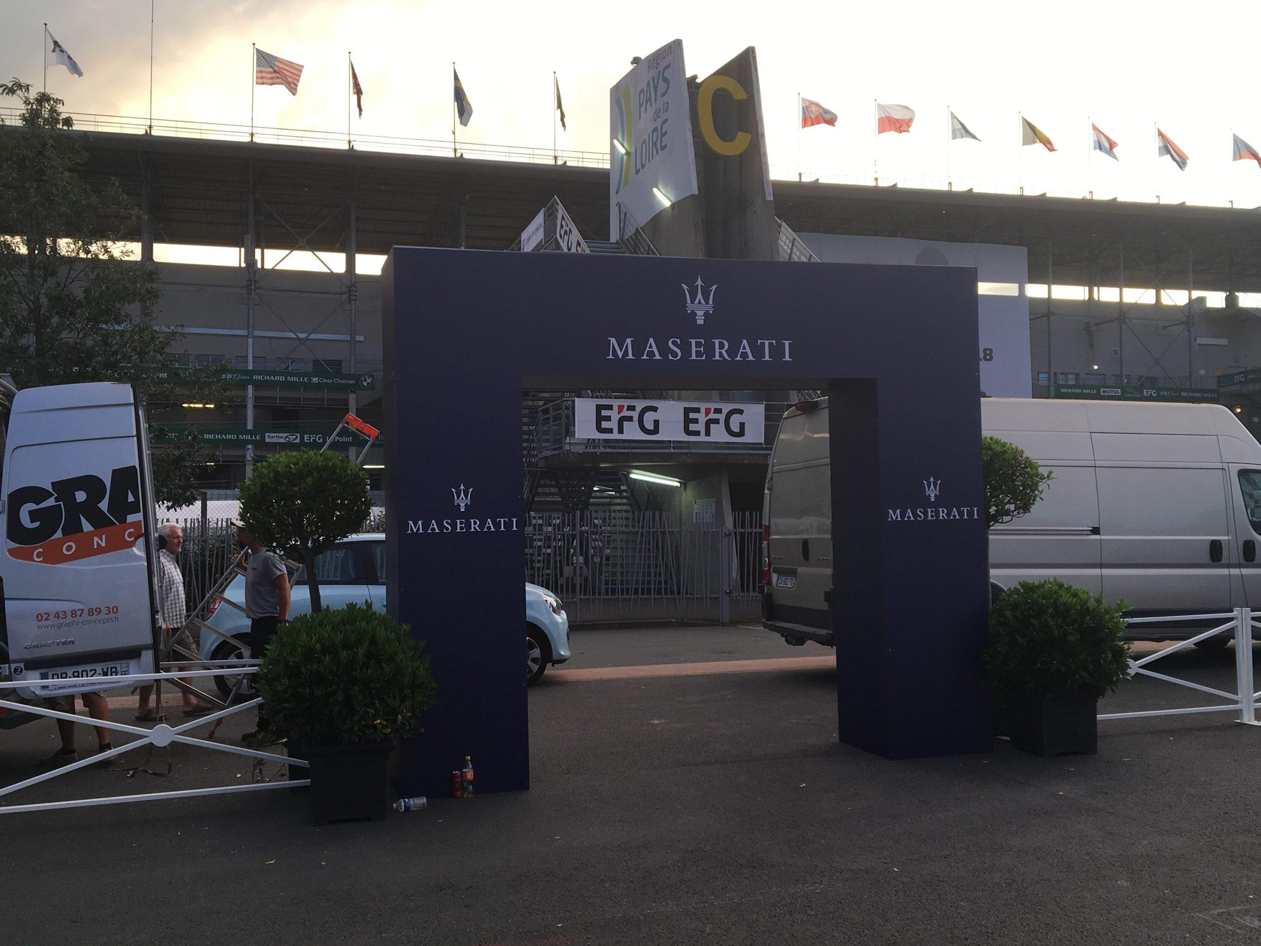 Arche Maserati
